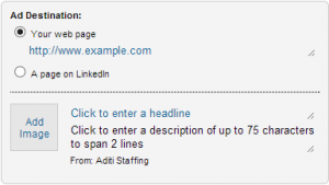LinkedIn Ads - Ad Copy